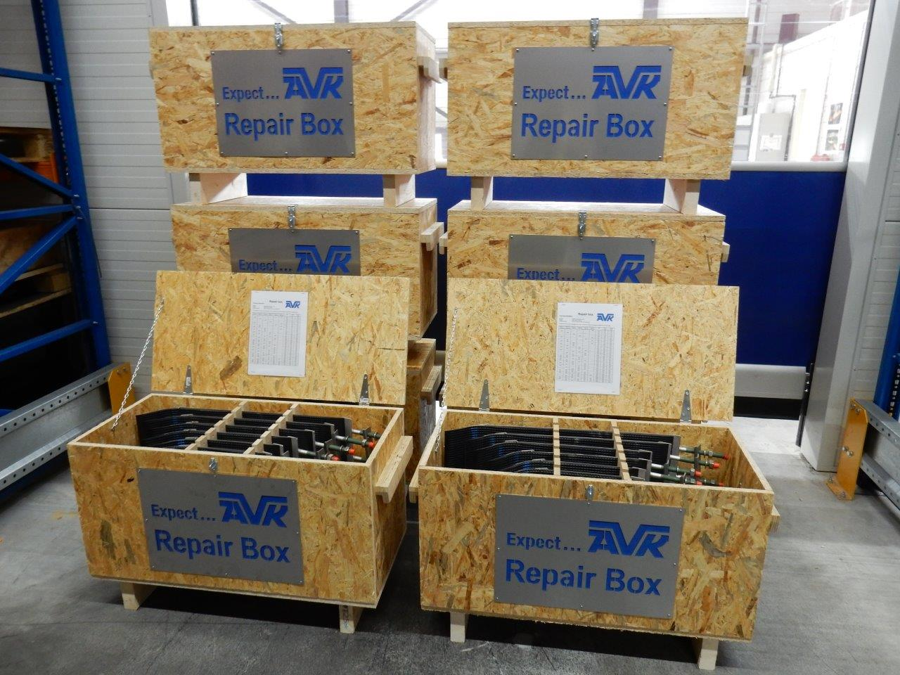 AVK Repair Boxes for AVK Norway